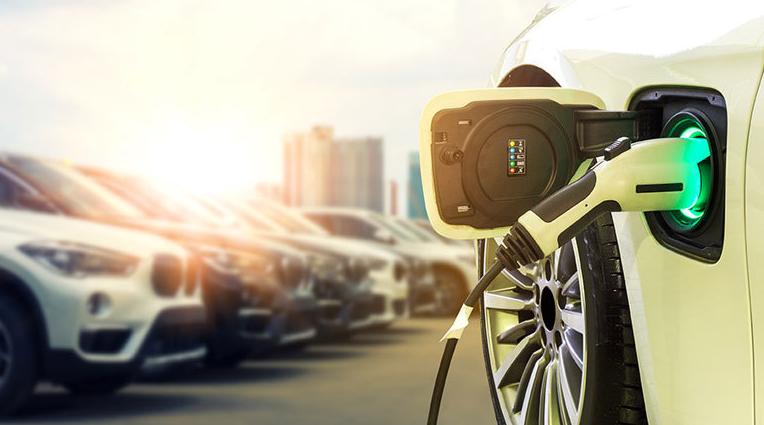Installation borne recharge voiture électrique